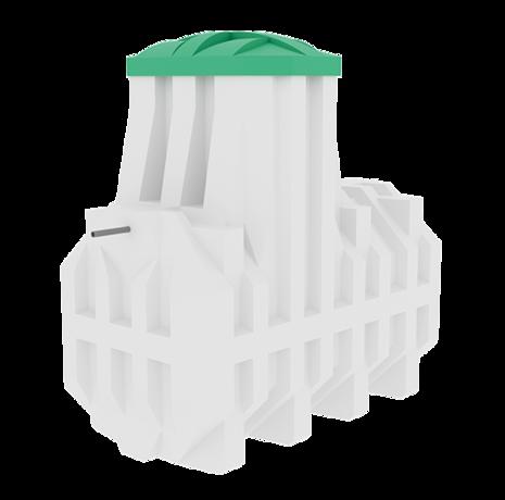 Септик Эргобокс 10PR